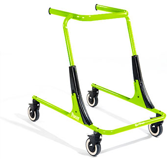 Lime Pacer Gait Trainer